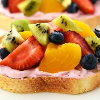 Fruit Bruschetta Recipe