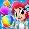 Tropical Treats: Ice Cream Match 3 icon
