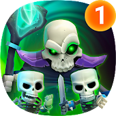 Clash of Wizards: Battle Royale (Unreleased) Icon