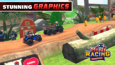 Mini Racing Adventures 1.4 screenshot 68007