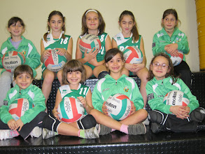 "Photo: E queste sono le ""grandi"" del Mini Volley"