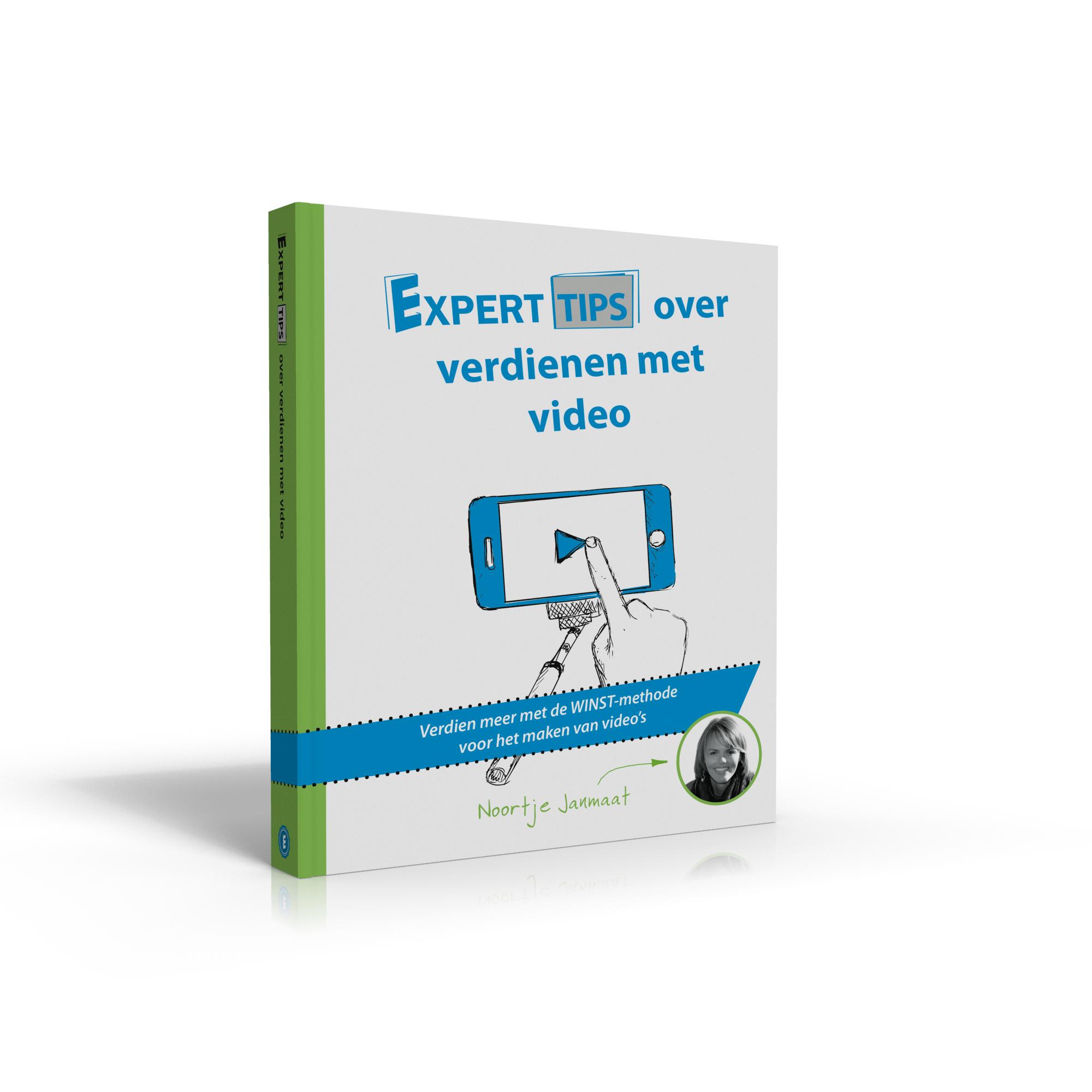 Experttips over Verdienen met video door Noortje Janmaat