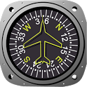 Aircraft Compass Free icon
