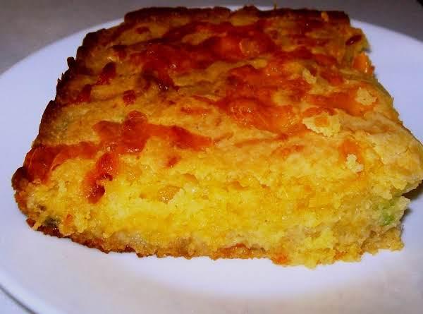 Calico Corn Bread Recipe