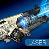 Sci-fi Automatic Laser Weapons Simulator Android APK Download Free By ODVgroup
