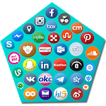 All In Social Networks - All Social Media apps 4.0