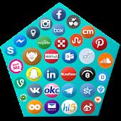 All in Social Networks : All Social Media Apps