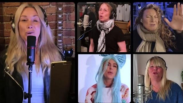 La versión sueca de «Resistiré» triunfa en el país nórdico.