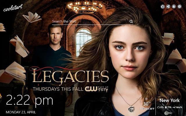 Legacies HD Wallpapers TV Series Theme
