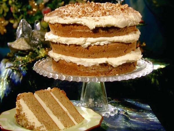 Holiday Spice Cake Recipe