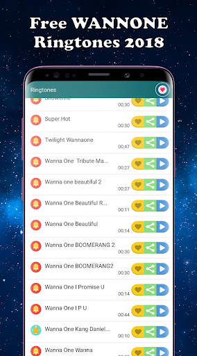 Wanna One Ringtones Wanna One Wallpapers Hd Apk Download Apkpure Co