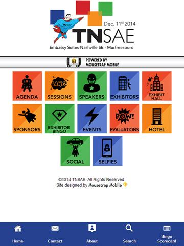 TNSAE Resource App