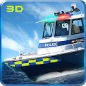 Navy Police Speed Boat Attack icon