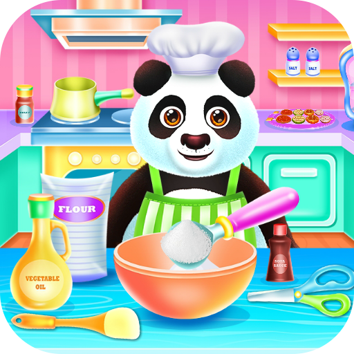 My Virtual Pet Panda : Caring and Grooming