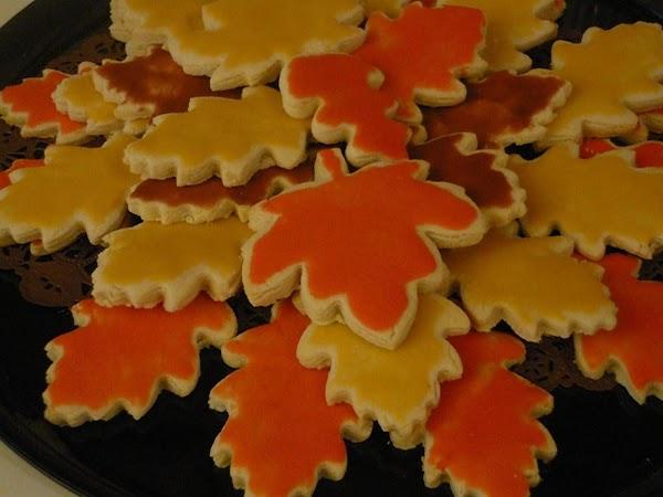 Cut Out Sugar Cookies Recipe