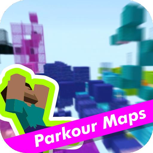 Parkour Maps for MCPE – Applications sur Google Play