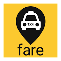 Thailand Taxi Fare Rate icon