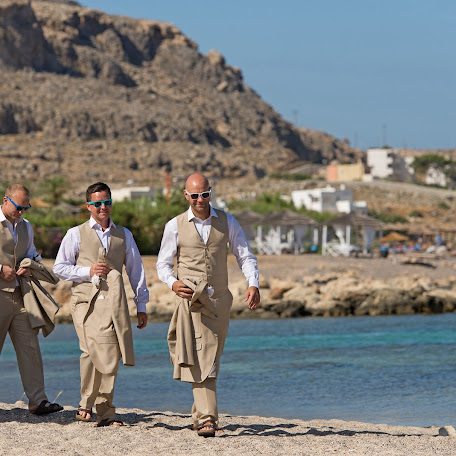 Wedding photographer Vlasis Vlachos (vlachos). Photo of 09.10.2014
