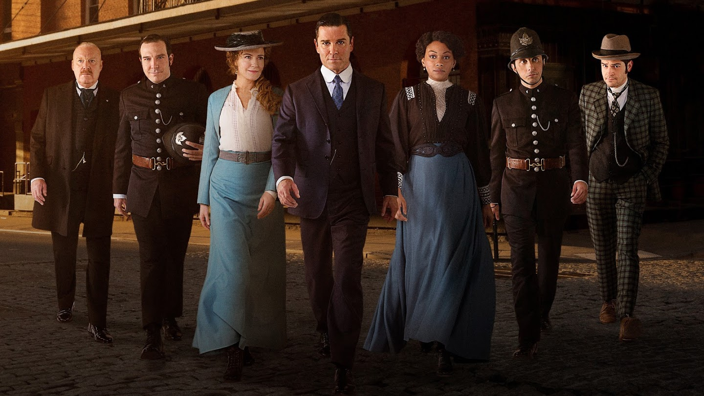 Watch Murdoch Mysteries live