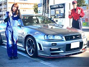スカイラインGT-R BNR34 2002年 標準車のカスタム事例画像 TAR【FS-R】さんの2020年01月29日20:15の投稿
