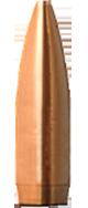 Barnes Match Burners 6.5mm/.264 140gr 100st