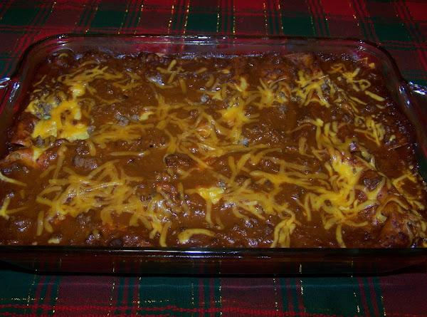 Max's Homemade Enchiladas Recipe
