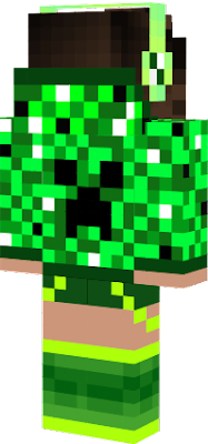 i love creeper and ender