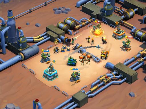 Blitz Brigade: Rival Tactics  screenshots 4