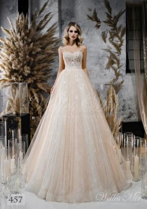 свадебные платья кремового цвета оптом