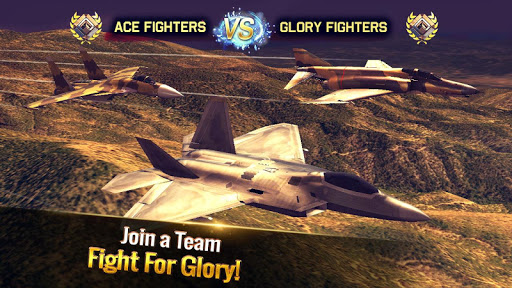 Ace Fighter: Modern Air Combat Jet Warplanes  screenshots 11