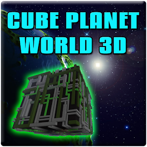 Cubes Planet World 3D Craft & Build Miner for PC