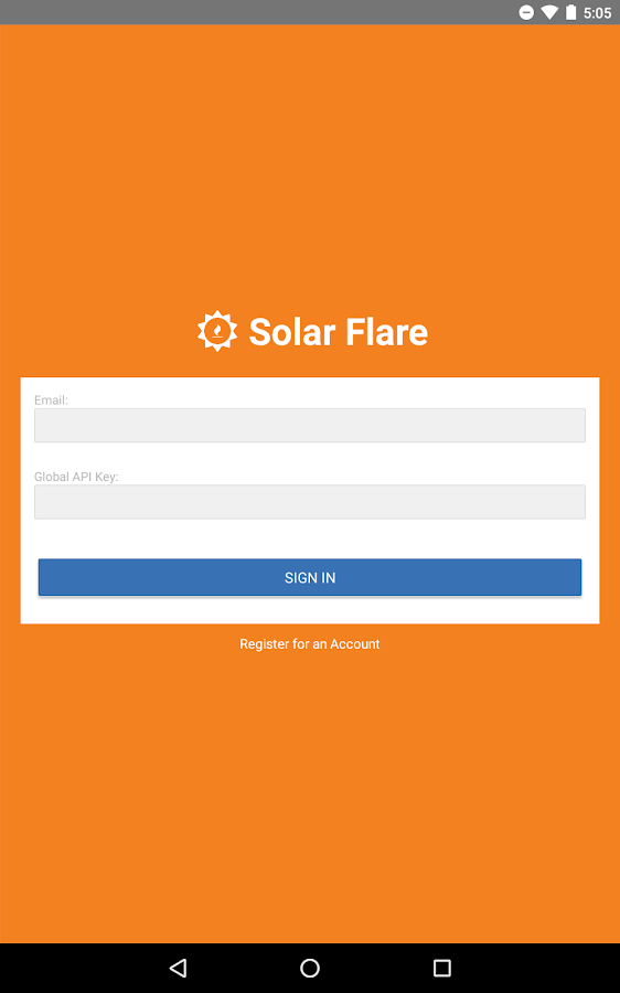 Solar Flare for Cloudflare- screenshot