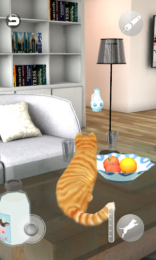 Talking Lovely Cat apkpoly screenshots 7