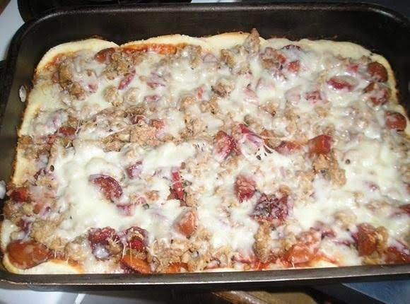 Joshua Price's Famous Homemade Pizza Recipe
