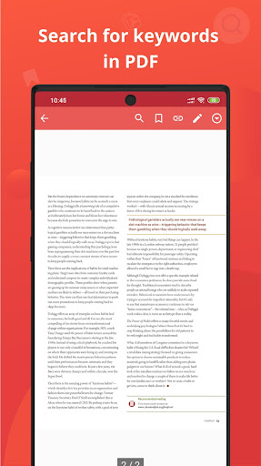 PDF Reader & Editor for Android screenshot 6