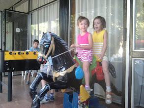 Photo: Balatonkenesei üdülő lovacskája