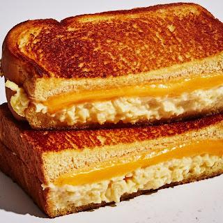 Wylie Dufresne'S Scrambled Egg Sandwich Recipe