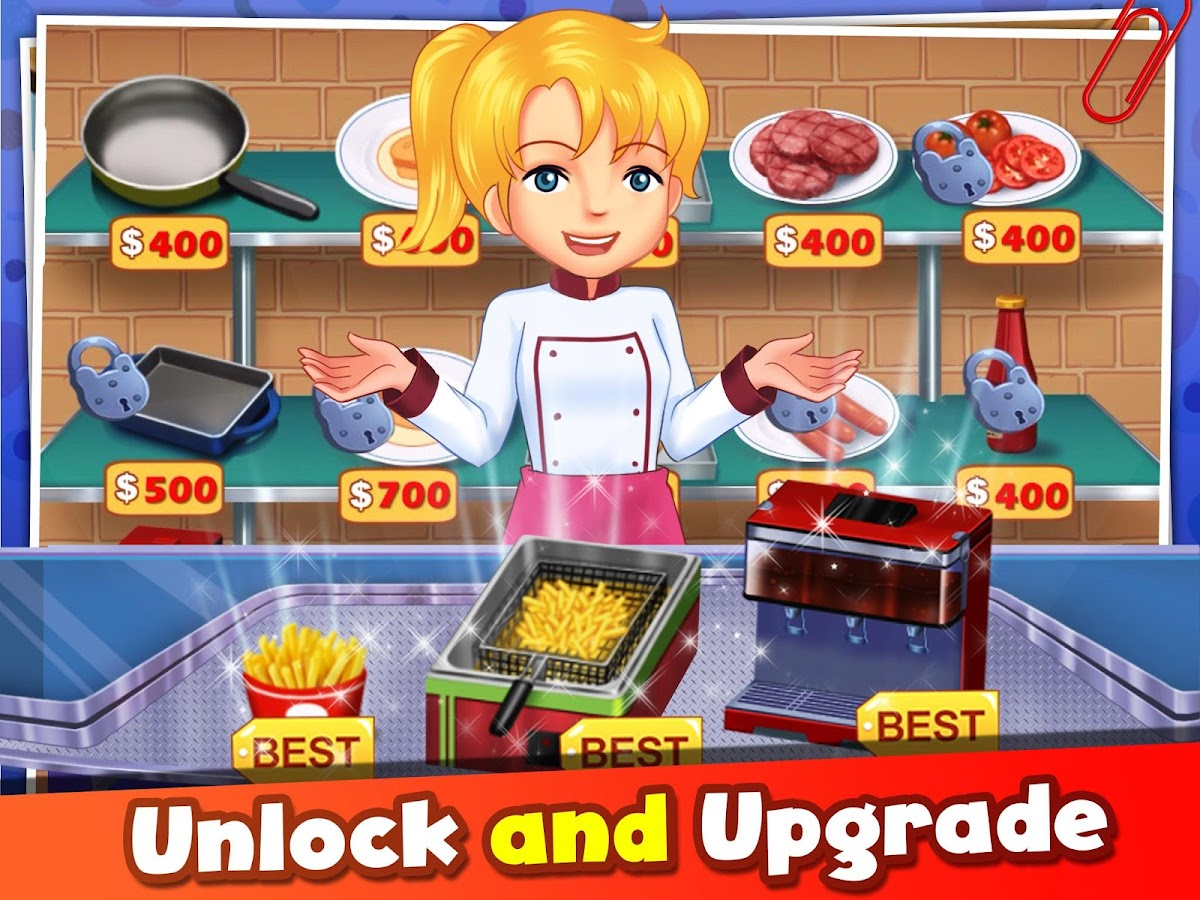 Kitchen Craze - Master Chef- screenshot