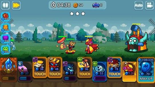 Monster Defense King MOD Apk (Unlimited Stones) 5