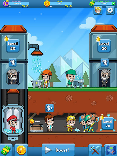 Idle Miner Tycoon (Mod Money)