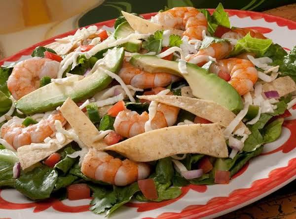 Taco Shrimp Salad Recipe