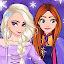 تحميل  ❄️ Icy or Fire 🔥 dress up game ❄️ Frozen land