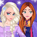 ❄️ Icy or Fire 🔥 dress up game ❄️ Frozen land