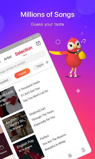 WeSing - Sing Karaoke & Free Videoke Recorder 5.0.4.344 screenshots 2