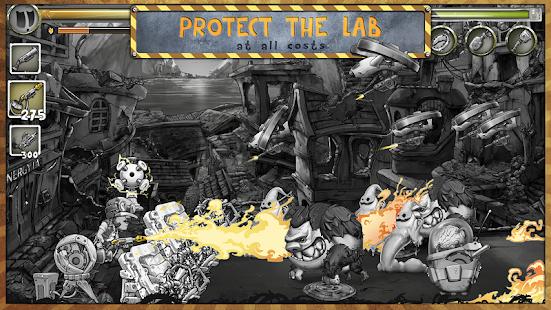 Metal Defender: Battle Of Fire - náhled