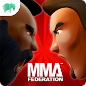 MMA Federation - Card Battler