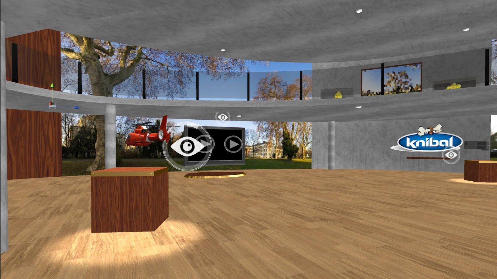 Kanibal Showroom- screenshot