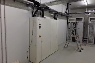 Photo: TGBT Local électrique #datacenter #reims (Visite de chantier 13.11.2014)