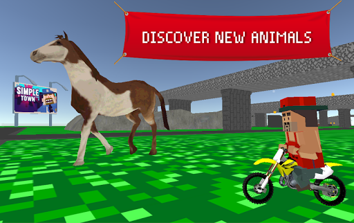 玩免費休閒APP|下載游戏摩托车儿童 app不用錢|硬是要APP