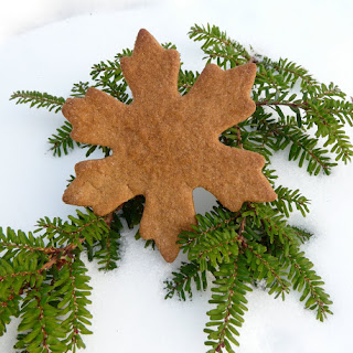 Spice Christmas Cookies.